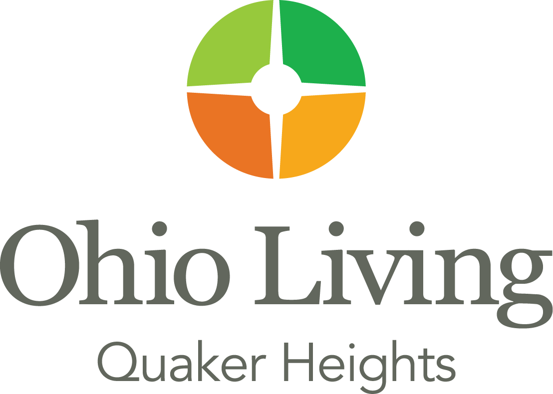 colorful ohio living logo